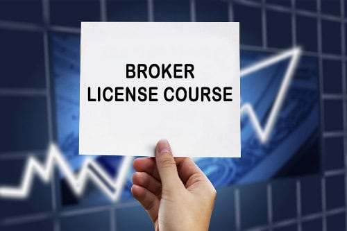Upgrade Your Real Estate Sales License To A Brokers License Clickable image